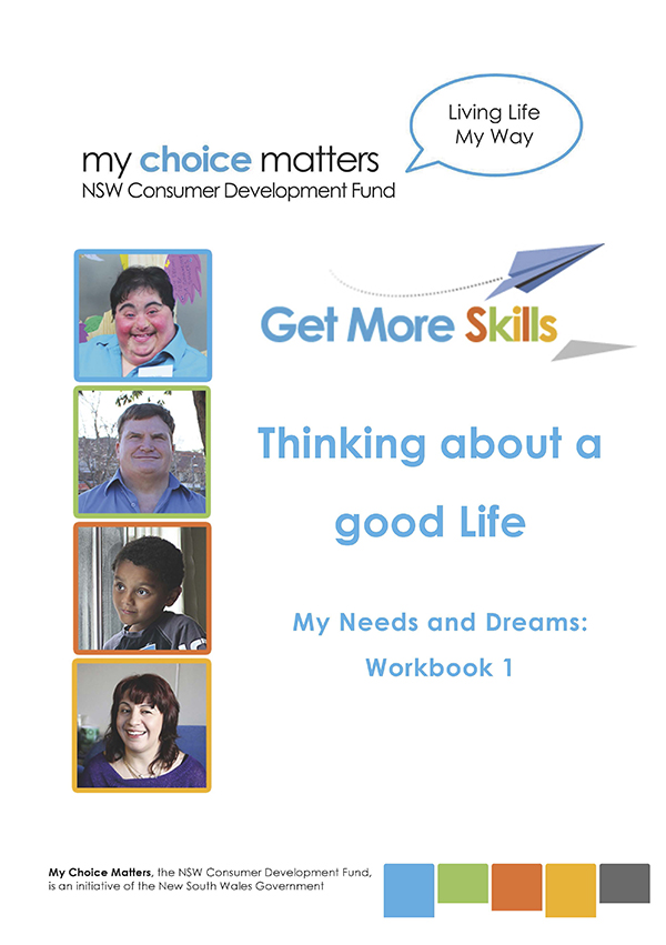 Get More Skills workbook
