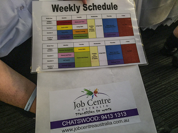 Disability Expo Chatswood