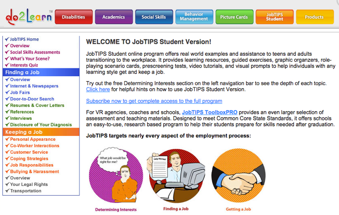 Workplace skills people with autism | Launchpad